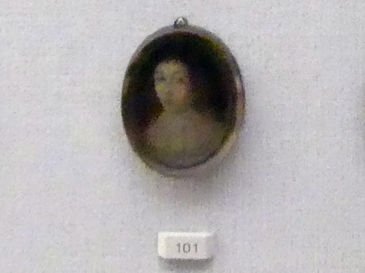 Bildnis einer Dame, um 1600
