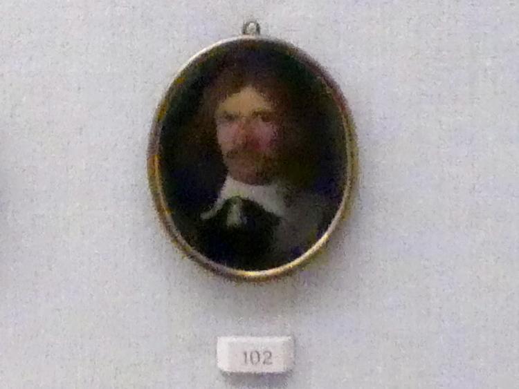 Bildnis eines Mannes in mittleren Jahren, um 1650