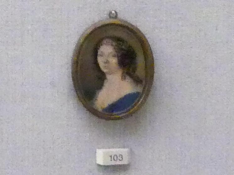 Bildnis der Frau des Künstlers, 1679