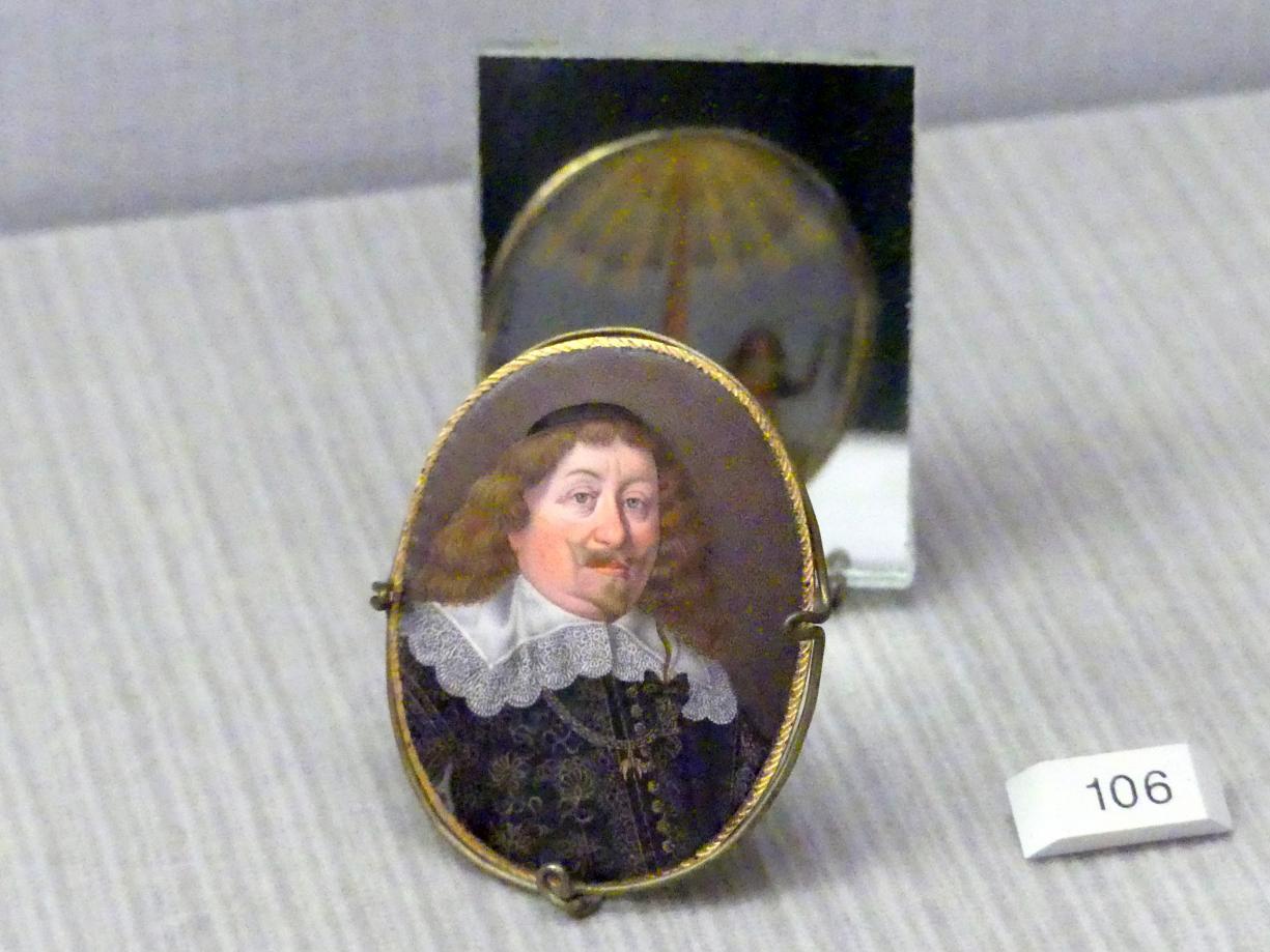 Ernst Casimir, Graf von Nassau-Dietz (1573-1632), um 1640