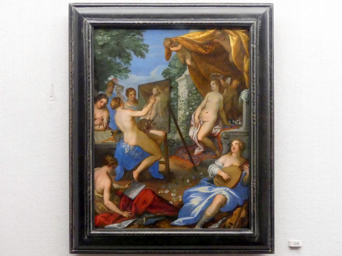 Johannes Rottenhammer der Ältere: Die Allegorie der Künste, um 1600
