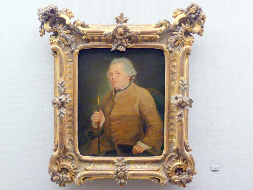 Daniel Nikolaus Chodowiecki: Der Kaufmann Marcus Levin (1723-1790), 1787