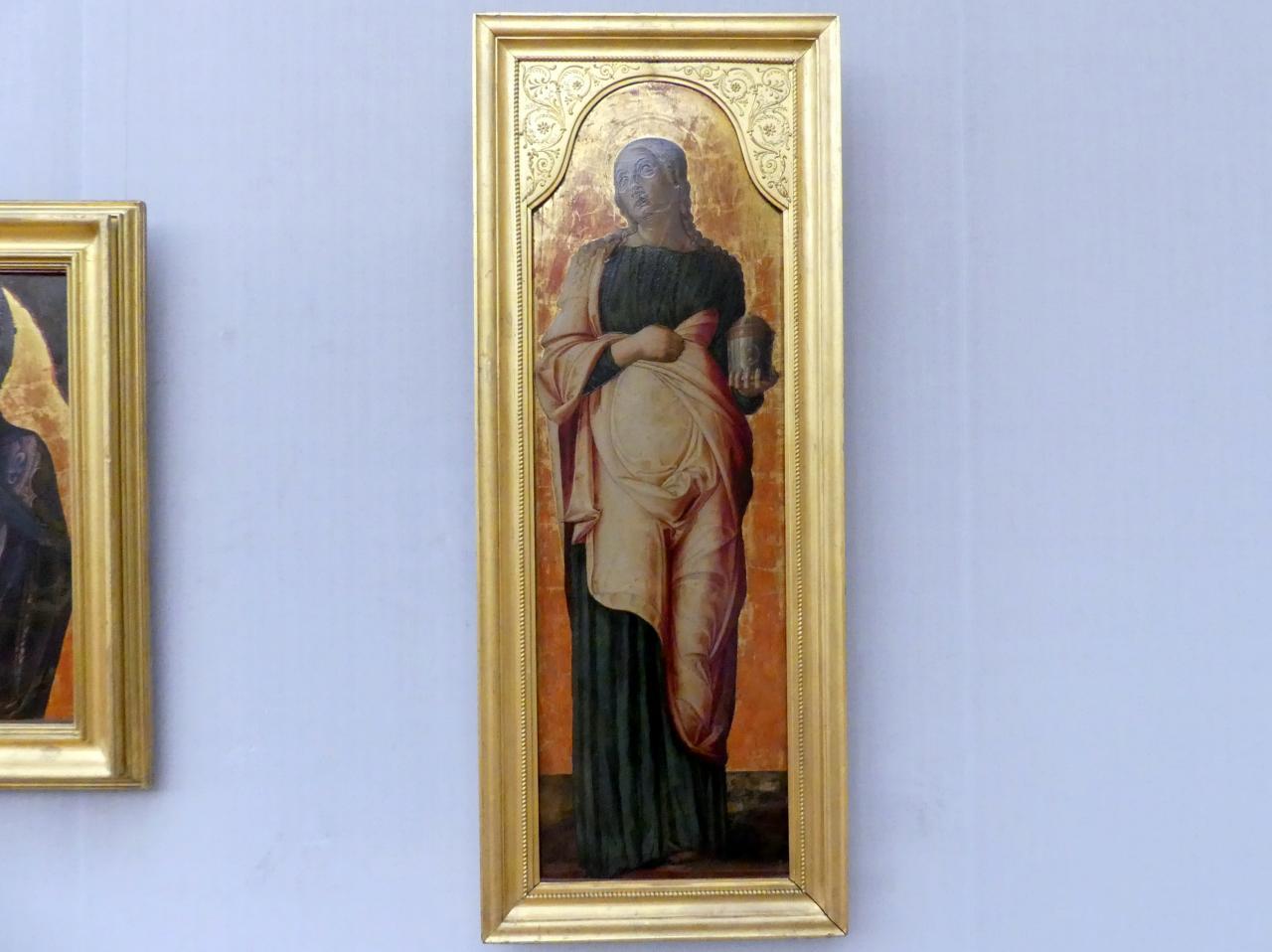 Alvise Vivarini: Die hl. Maria Magdalena, Undatiert