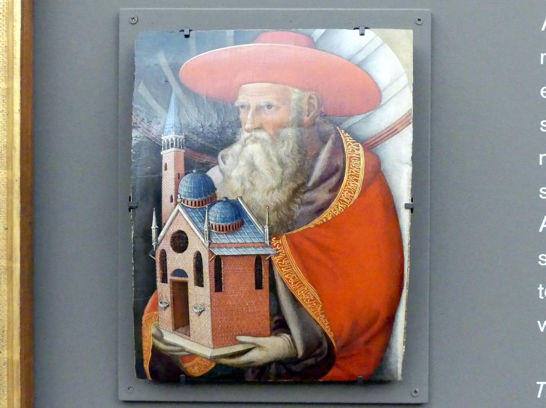 Jacopo Bellini: Der hl. Hieronymus, um 1430 - 1435