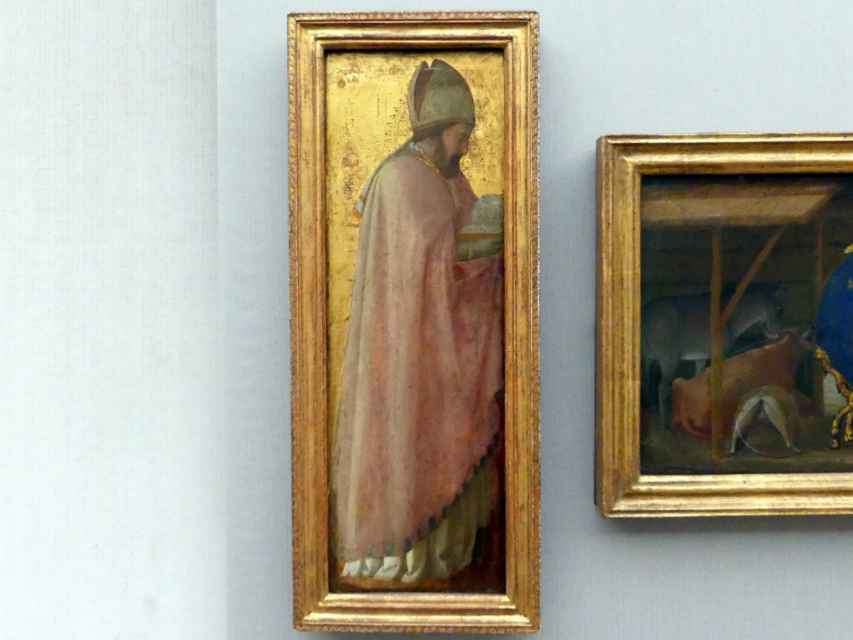 Masaccio: Der hl. Augustinus (?), 1426