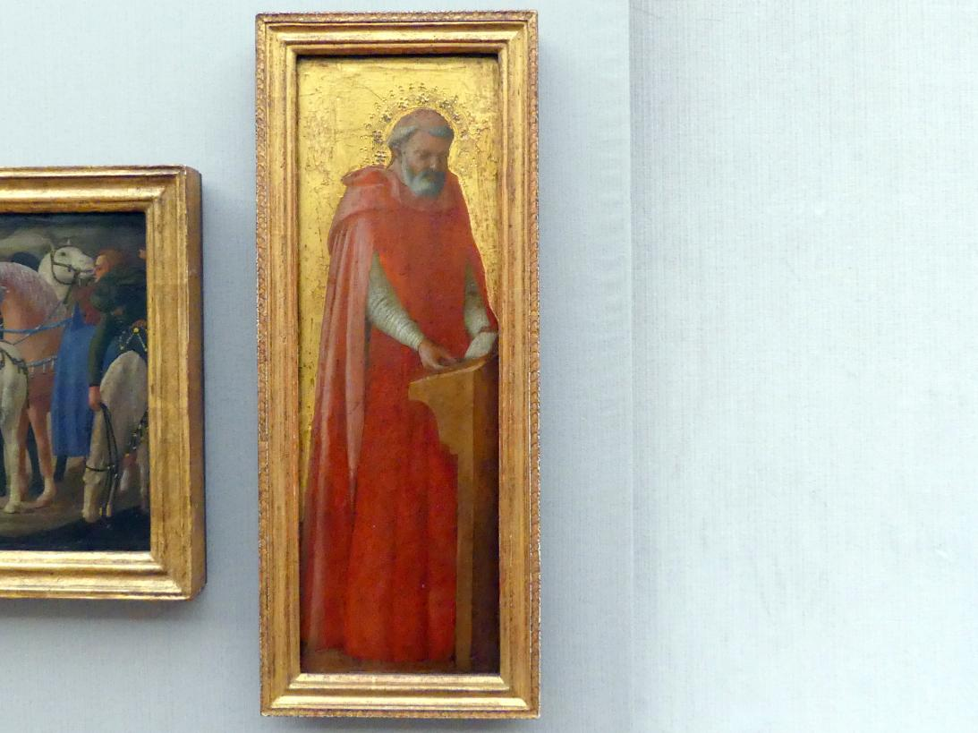 Masaccio: Der hl. Hieronymus, 1426