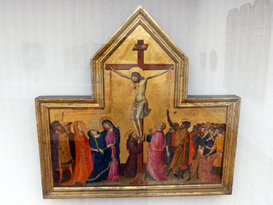 Meister von San Martino alla Palma: Die Kreuzigung Christi, Undatiert