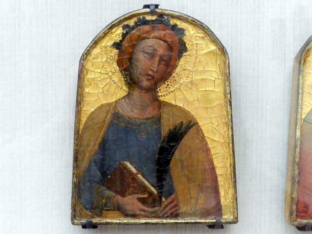 Antonio Veneziano: Weibliche Heilige, hl. Bischof, hl. Franziskaner, Undatiert, Bild 2/5