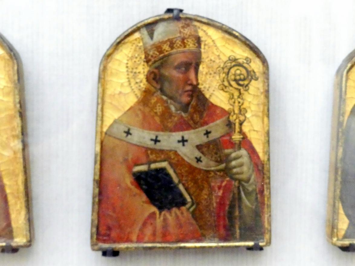 Antonio Veneziano: Weibliche Heilige, hl. Bischof, hl. Franziskaner, Undatiert, Bild 3/5