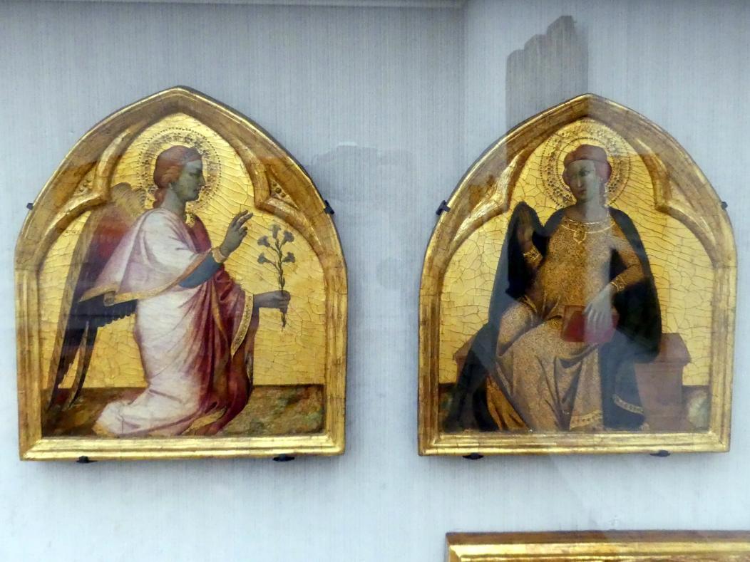 Antonio Veneziano: Die Verkündigung an Maria, Undatiert