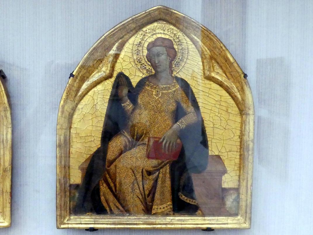 Antonio Veneziano: Die Verkündigung an Maria, Undatiert, Bild 3/4