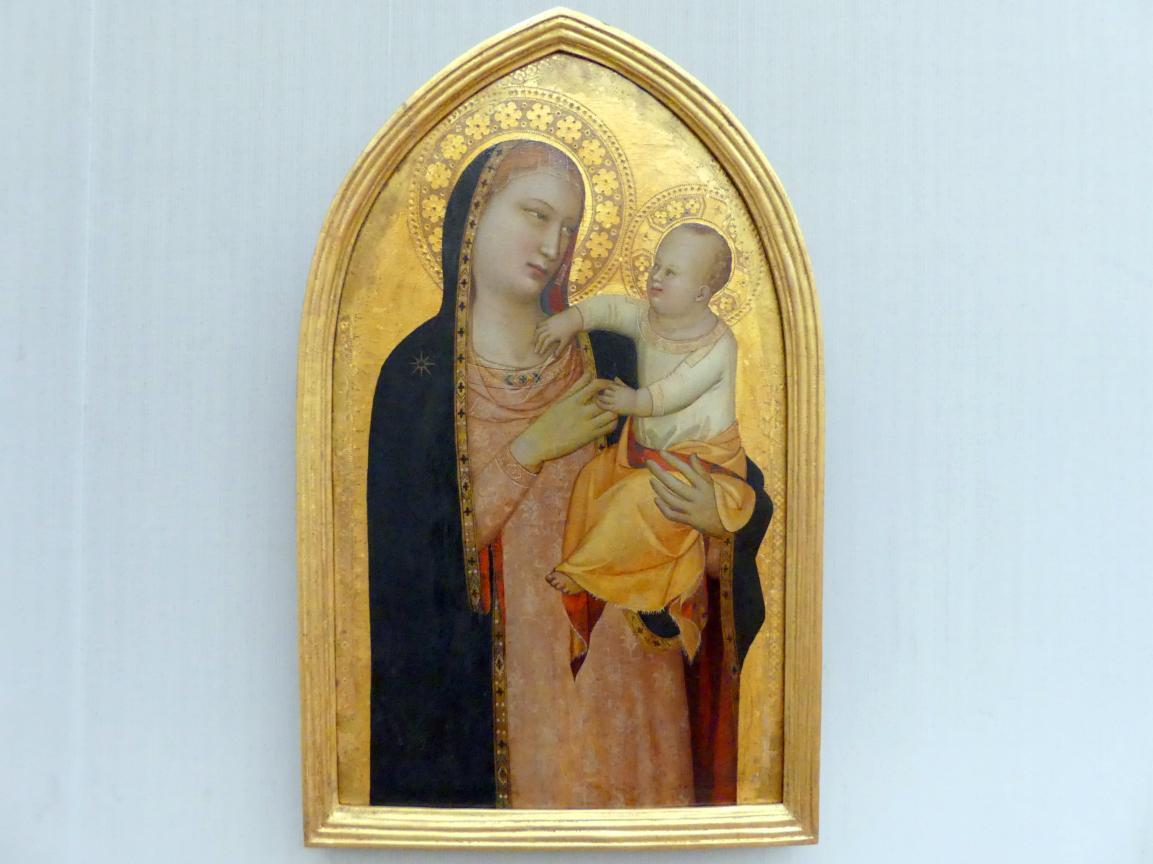 Maso di Banco: Maria mit dem Kind, Um 1335 - 1336