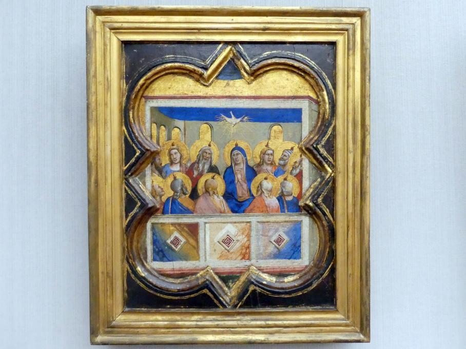 Taddeo Gaddi: Die Ausgießung des Heiligen Geistes, Undatiert
