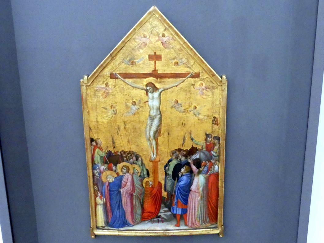 Giotto di Bondone (Giotto): Die Kreuzigung Christi, um 1315