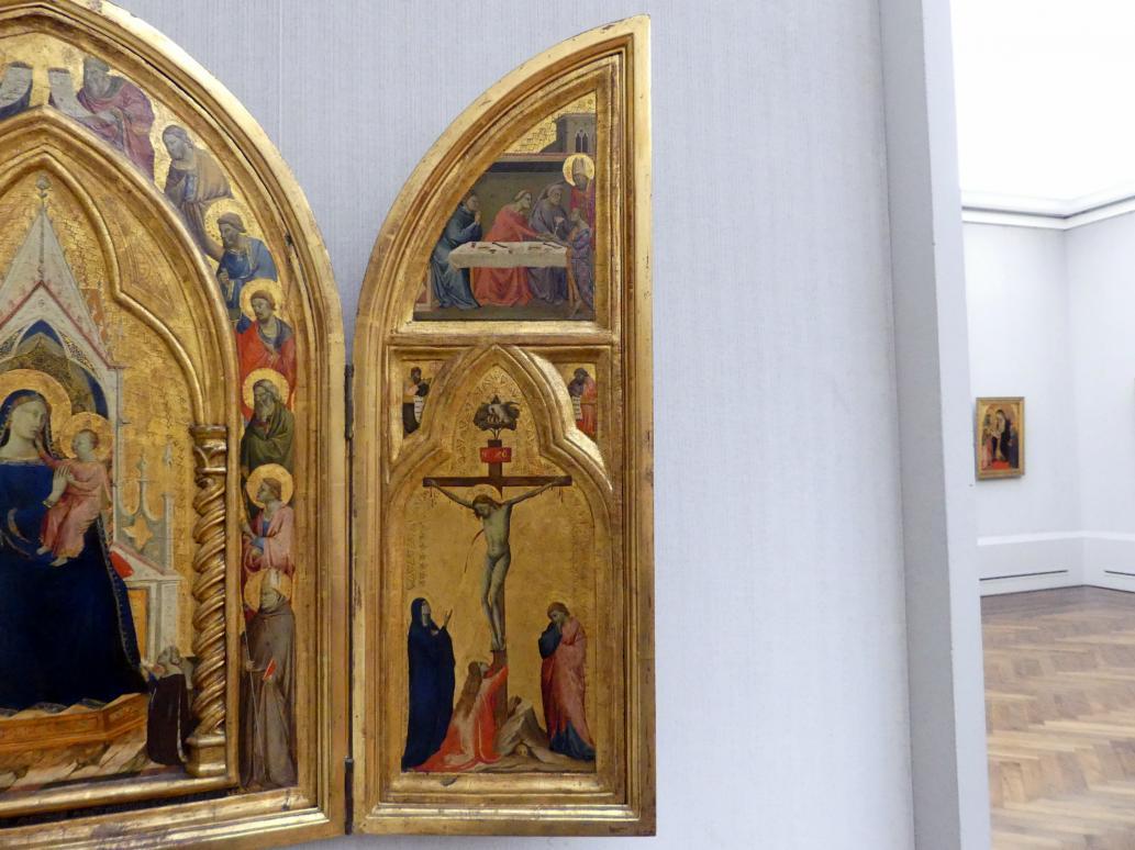 Taddeo Gaddi: Triptychon, 1334, Bild 4/5