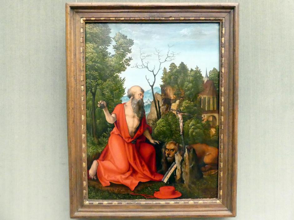 Hans Schäufelein: Der hl. Hieronymus, Um 1504 - 1505