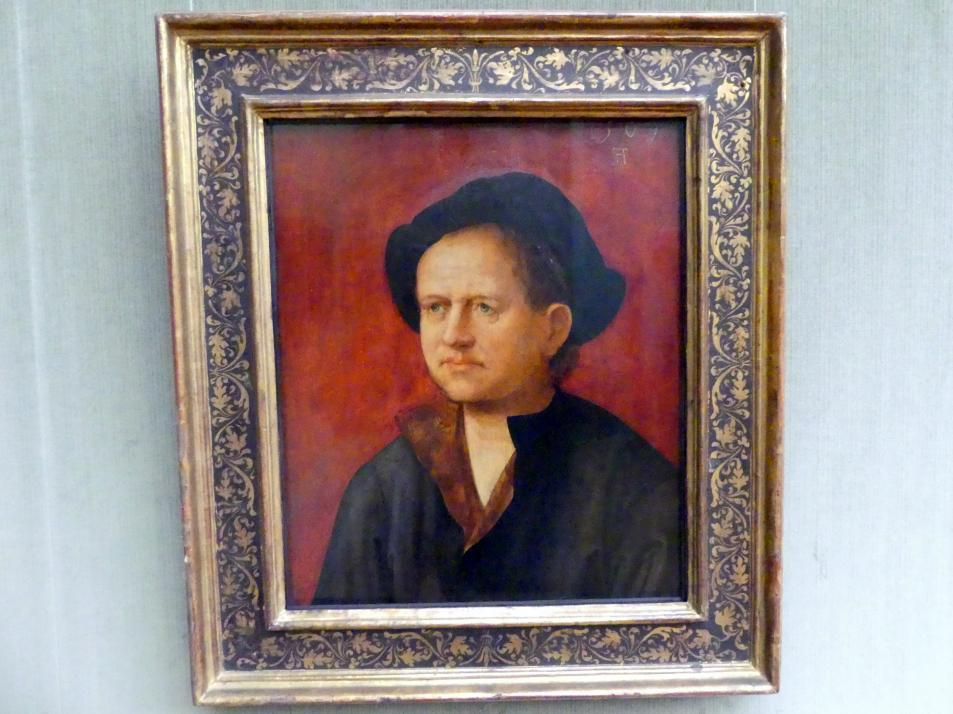Hans Süß von Kulmbach: Hans Gunder, 1509