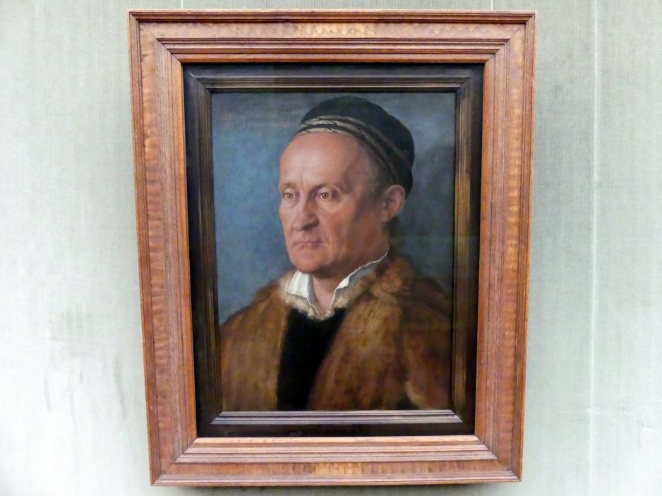 Albrecht Dürer: Jacob Muffel (1471-1526), 1526