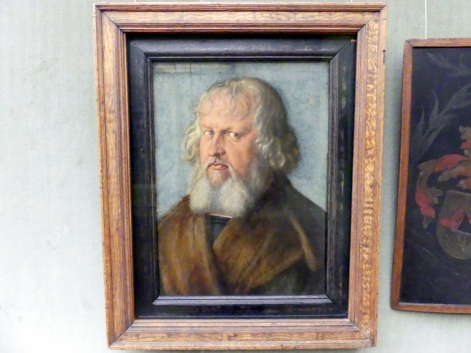 Albrecht Dürer: Hieronymus Holzschuher (1469-1529), 1526