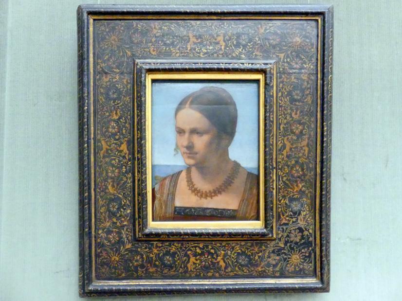 Albrecht Dürer: Bildnis einer jungen Venezianerin, um 1506