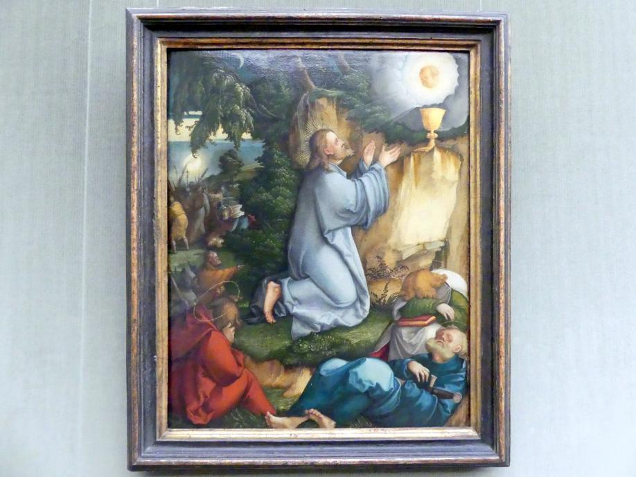 Meister von Meßkirch: Christus am Ölberg, Undatiert