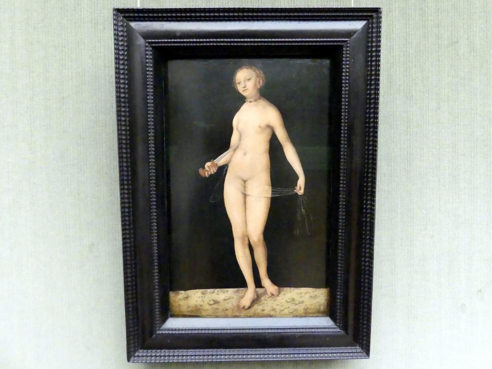 Lucas Cranach der Ältere: Lucretia, 1533