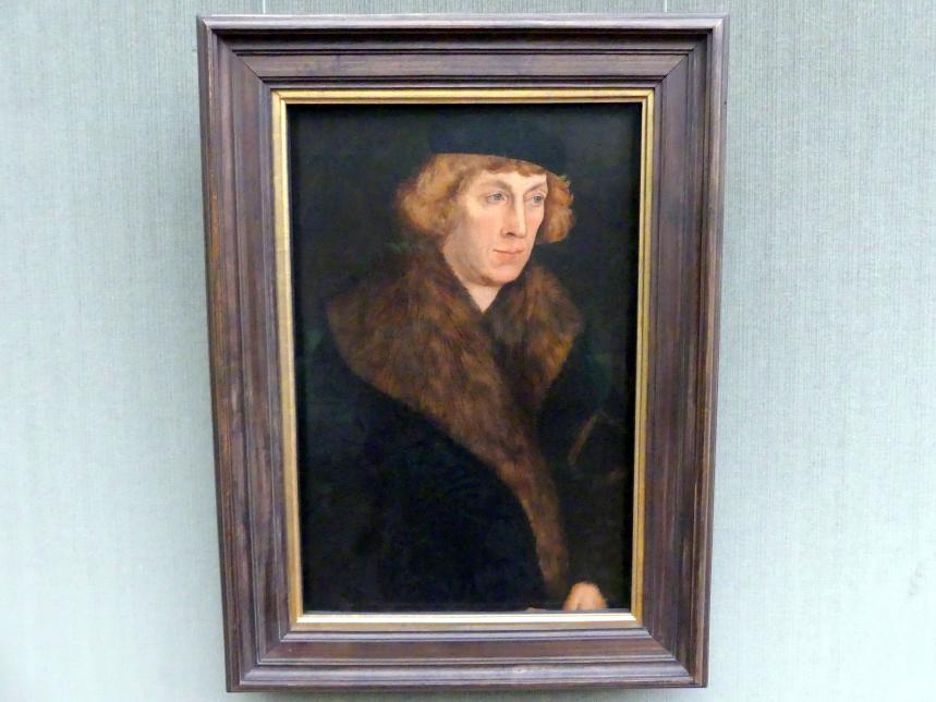 Lucas Cranach der Ältere: Pfalzgraf Philipp bei Rhein (1480-1541), Bischof von Freising und Naumburg, Undatiert