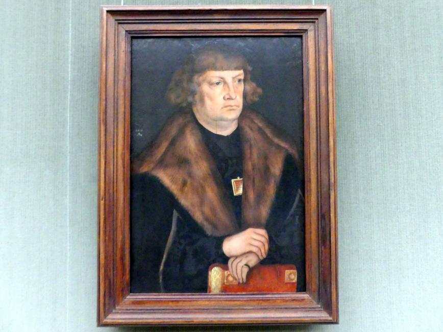 Lucas Cranach der Ältere: Bildnis eines Bürgermeisters von Weißenfels, 1515