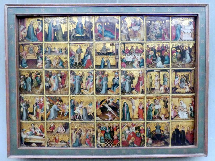 Das Leben Christi, Um 1410 - 1420