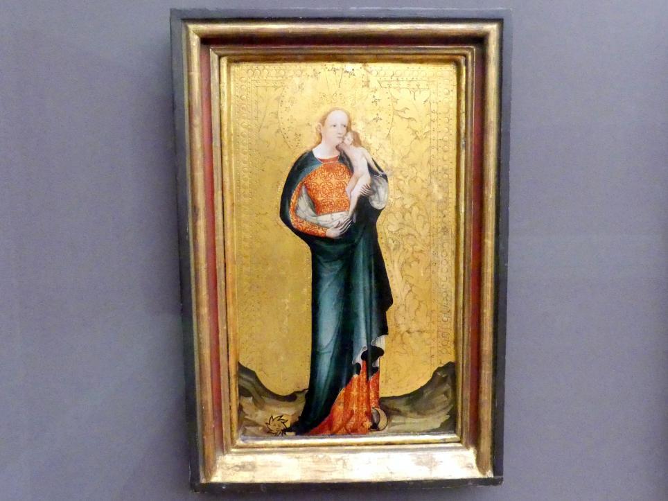 Die Madonna als Apokalyptische Frau, Um 1390