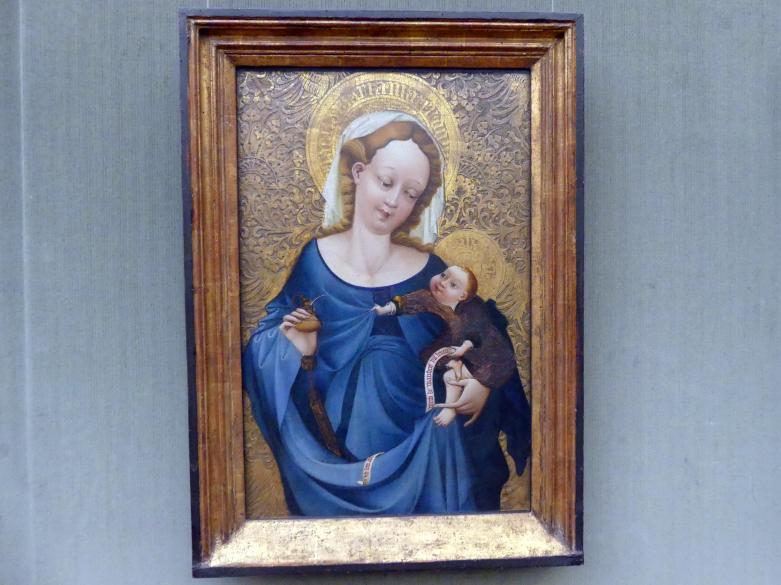 Die Madonna mit dem Tintenfass, um 1430
