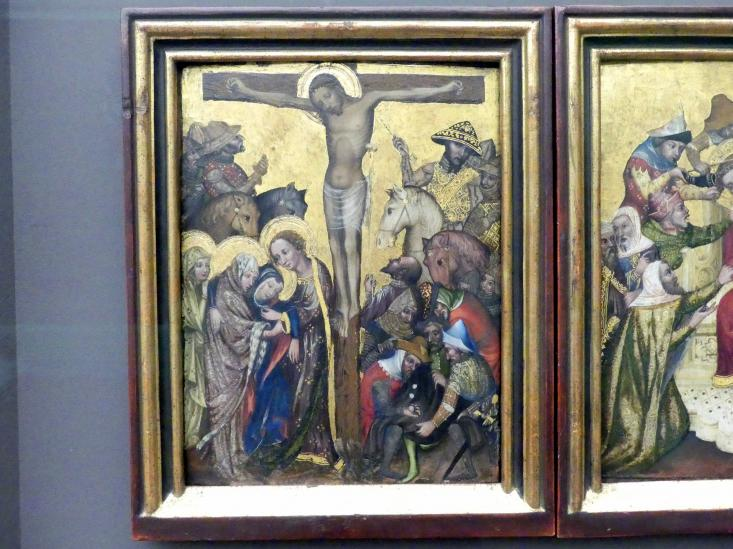 Die Kreuzigung Christi, Um 1400 - 1410