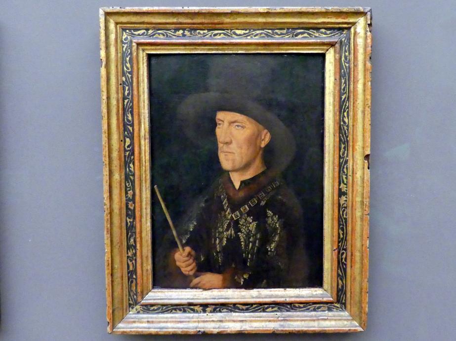 Jan van Eyck: Baudouin de Lannoy (1388-1474), um 1436 - 1438