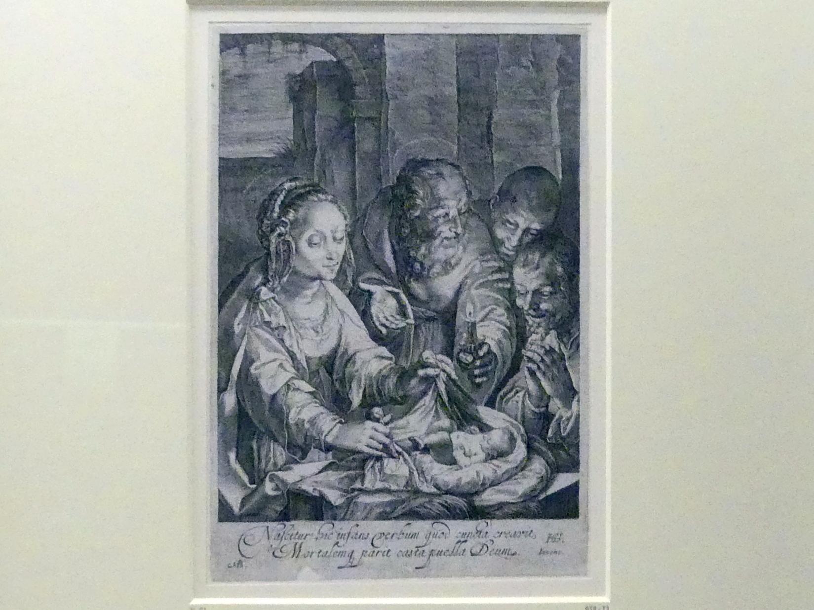 Antonius Booteling: Anbetung der Hirten, Nach 1615