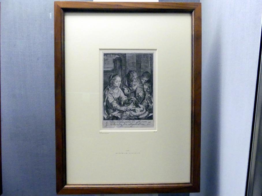 Antonius Booteling: Anbetung der Hirten, nach 1615, Bild 2/3