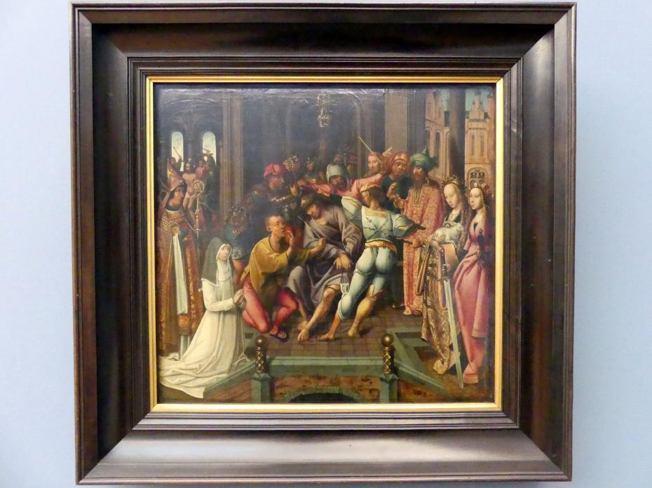 Cornelis Engebrechtsz: Die Dornenkrönung Christi, Undatiert