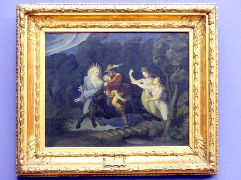 Ludwig Ferdinand Schnorr von Carolsfeld: Der Erlkönig, Um 1830 - 1835