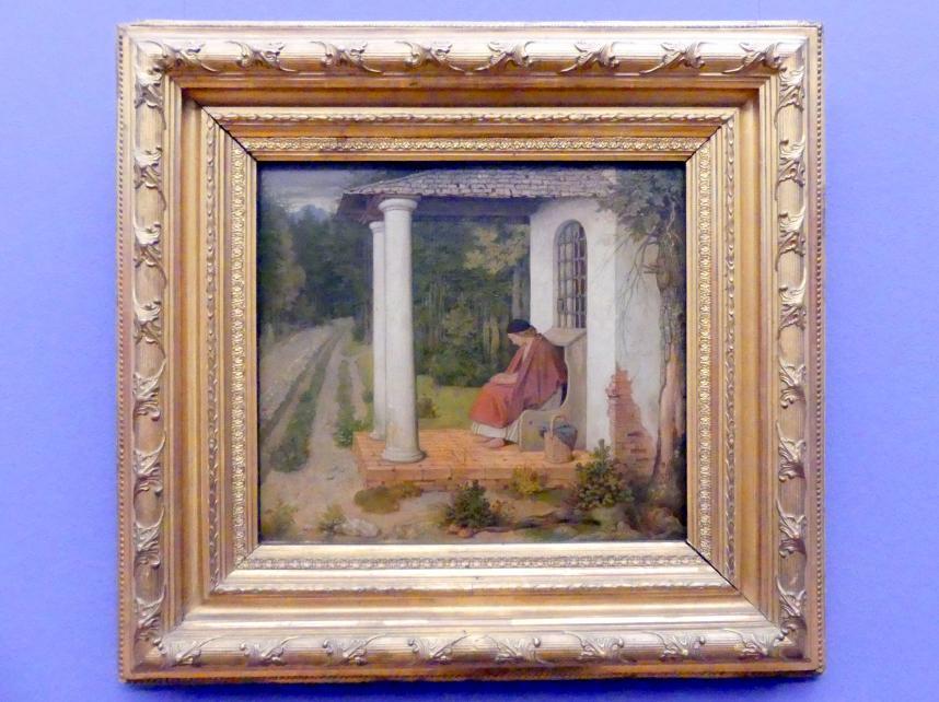 Moritz von Schwind: Die Waldkapelle, um 1850 - 1860