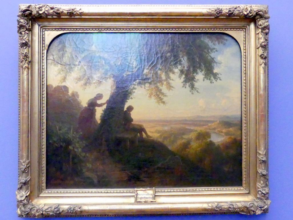 "Eugen Napoleon Neureuther: Aus Goethes ""Herrmann und Dorothea"", 1864"