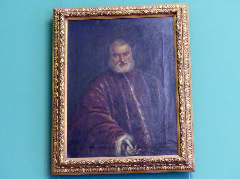 August Wolf: Der Prokurator Antonio Cappello, 1872