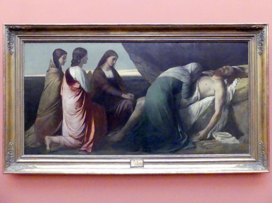 Anselm Feuerbach: Pietà, 1863