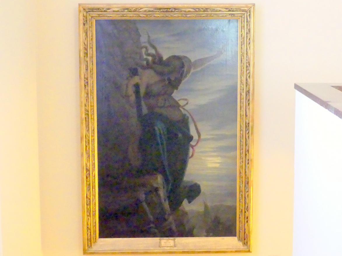 Edward von Steinle: Die Loreley, 1864