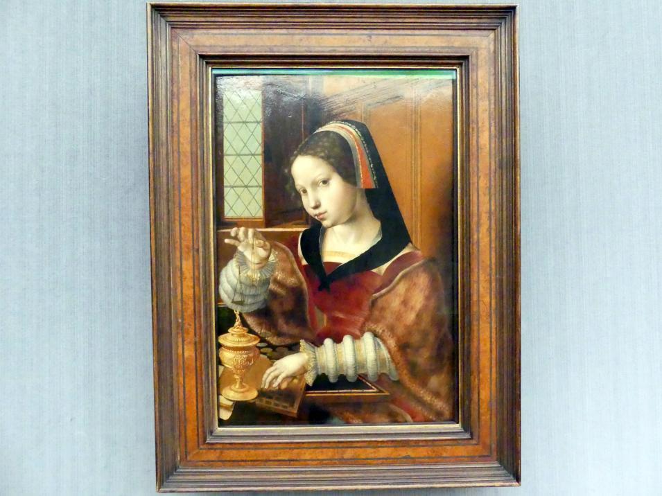 Jan Sanders van Hemessen: Die Goldwägerin, um 1530