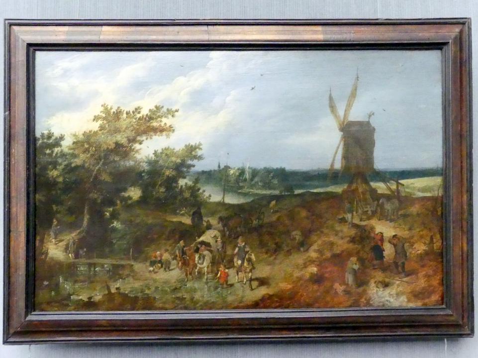 Adriaen Pietersz. van de Venne: Der Sommer, 1614