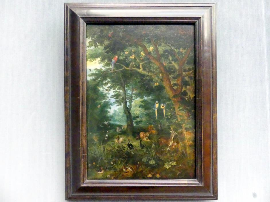 Jan Brueghel der Jüngere: Das Paradies, Undatiert