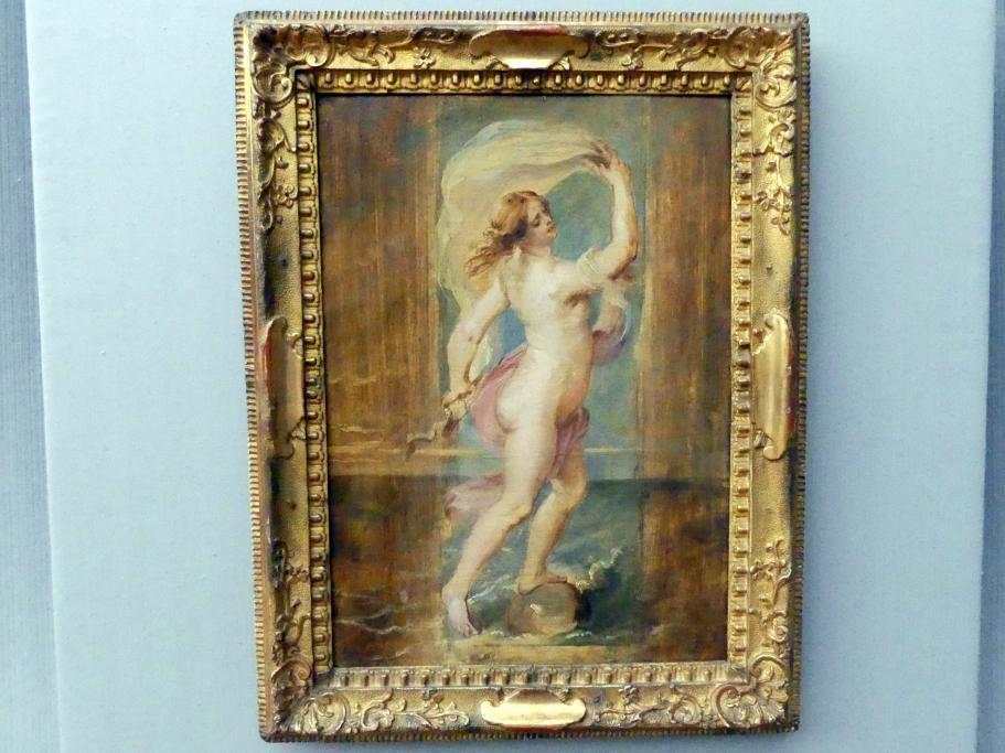 Peter Paul Rubens: Fortuna, um 1636 - 1638