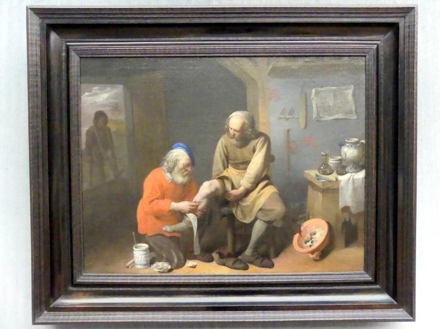 David Ryckaert der Jüngere: Der Dorfchirurg, Undatiert