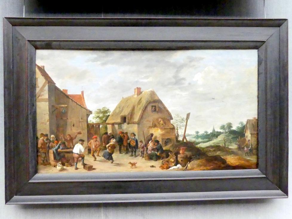 David Teniers der Jüngere: Flämische Kirmes, 1640