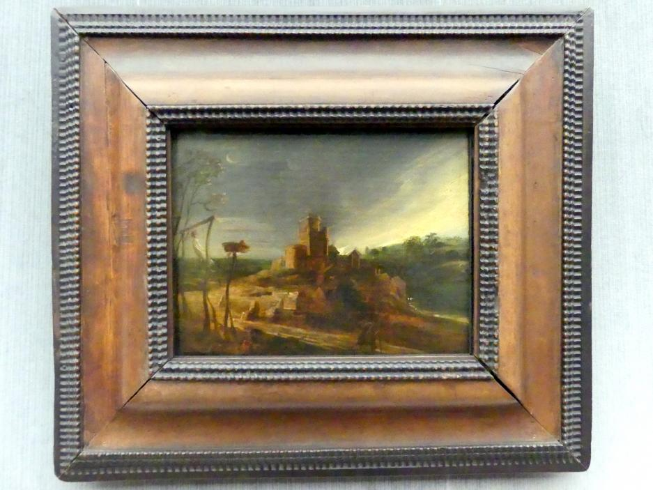Peter Paul Rubens: Die Landschaft mit dem Galgen, 1635 - 1638