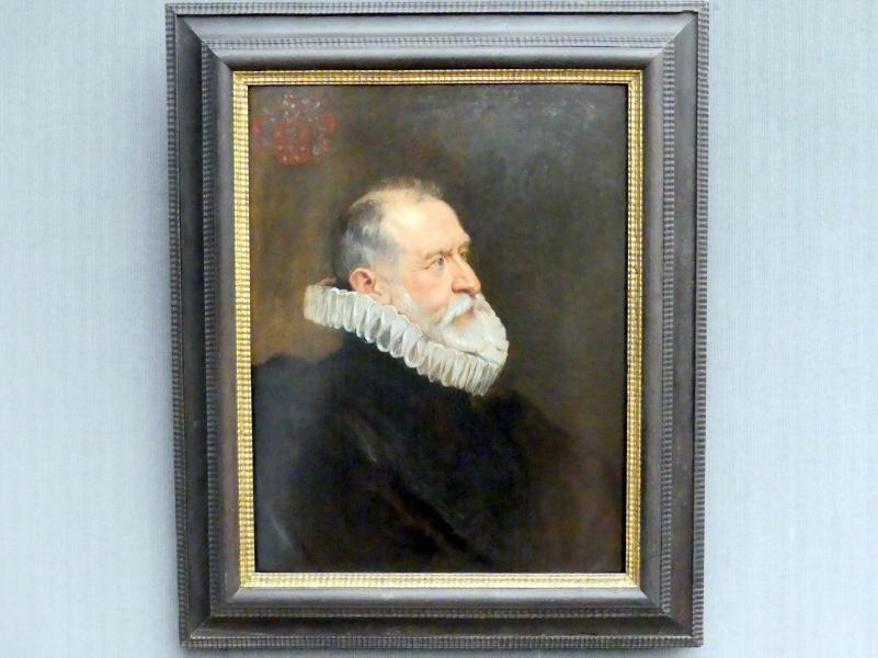 Peter Paul Rubens: Bildnis eines älteren Mannes, um 1622 - 1625
